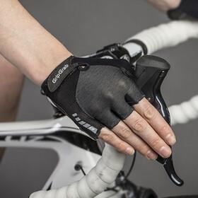 GripGrab ProGel Padded Short Finger Gloves Women Damen grey